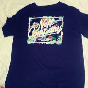 black NEFF shirt